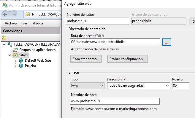 Archivo:Configuracion sitiowebiis.PNG