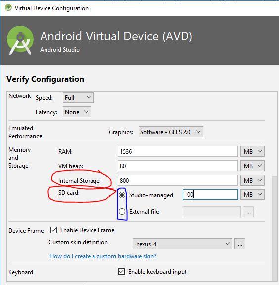 Archivo:PDM AndroidStudio avd sd 1.jpg