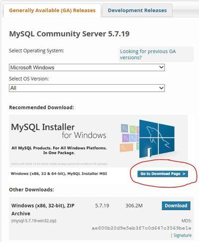 Drupal instal mysql windows 1.JPG