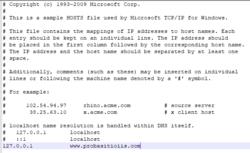 Modificar ficheiro hosts para sitio iis.PNG